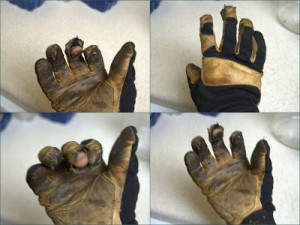 A Challenge for Any Glove Manufacturer