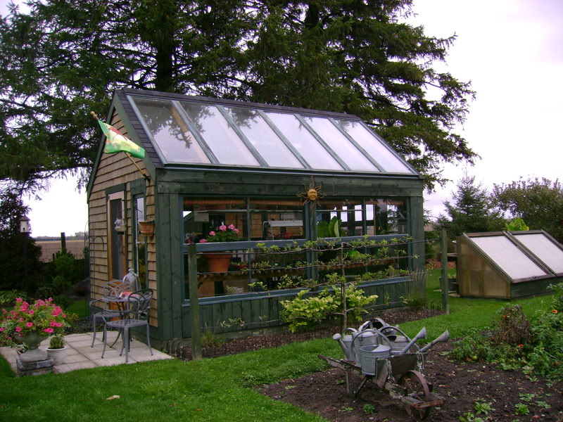 the greenhouse project inspiration