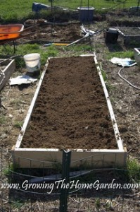 More Raised Bed Fun!