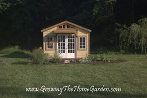 It's Been a While – Time for a Garden Shed Update!