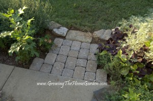 Paving Stones for Pathway Entrances