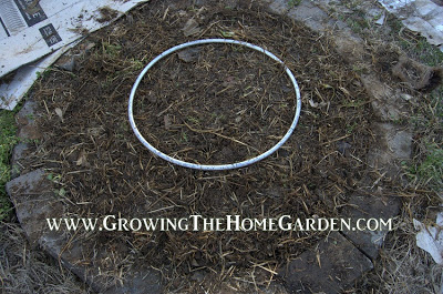 Quick Tip: Try Seed Planting With a Hula Hoop