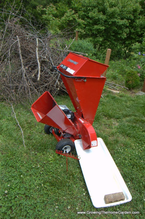 Troy-Bilt CS4325 Chipper Shredder Review