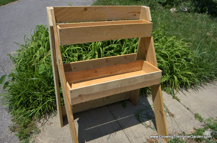 Free Standing Raised Garden Beds Plans