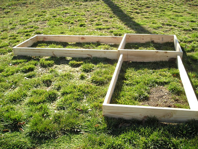 My Vegetable Garden Layout Part 2 (Raised Beds)