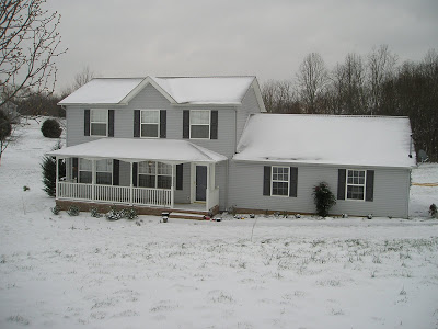 It's All White With Me, Snow in Tennessee