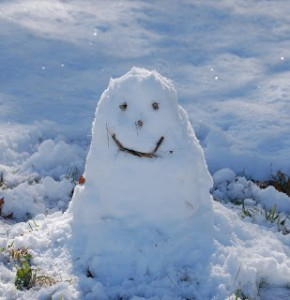 Gumdrop the Snowman and Other Snow Fun