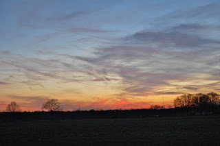 A West Tennessee Sunset