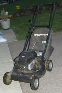 The Return of the Flaming Mower