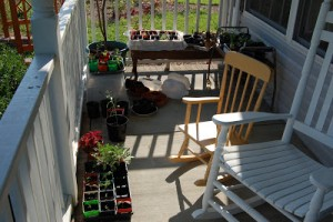 Why I Didn't Remodel Our Front Porch