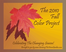 Fall Color Project Sponsors