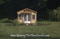 The Garden Shed – With Paint!