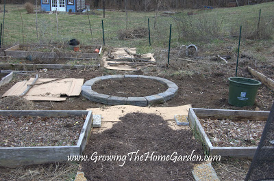 The Circular Raised Bed