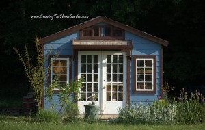 My Garden Shed Use Plan