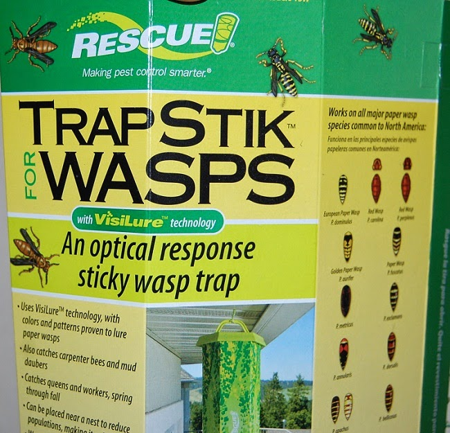 A Safe Solution to Wasps