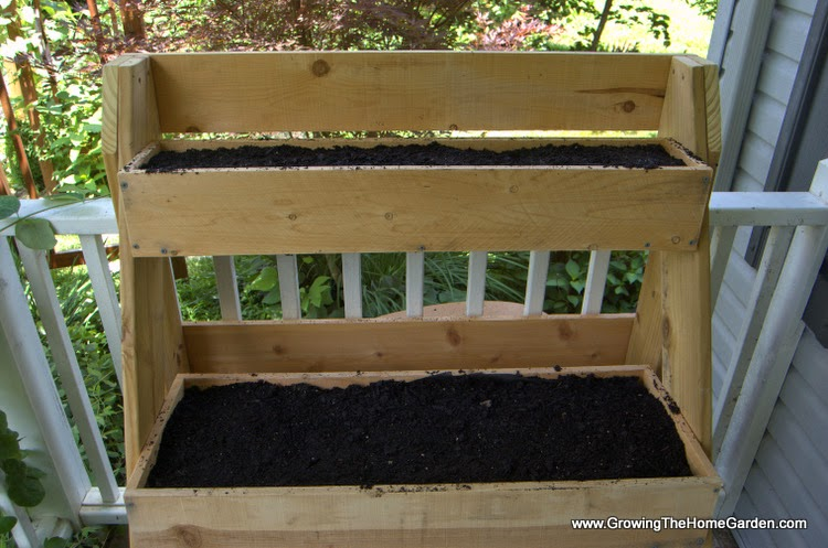 raised garden box planter