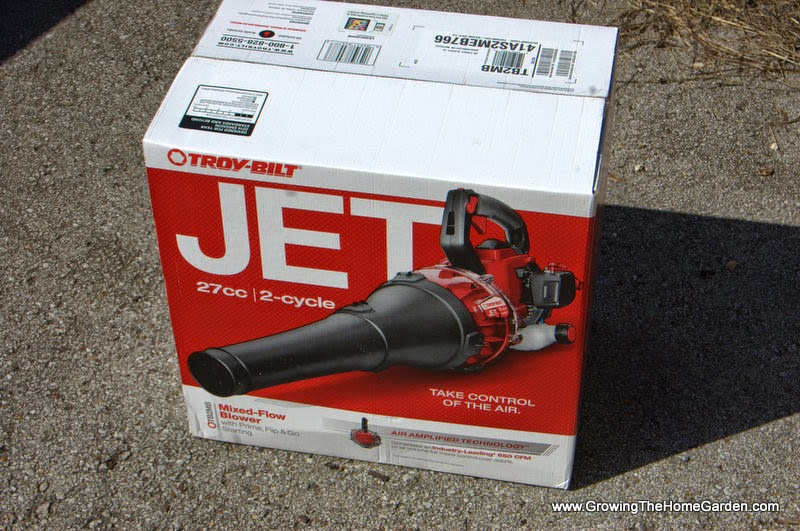 7 Years of Garden Blogging and A Giveaway from Troy-Bilt!