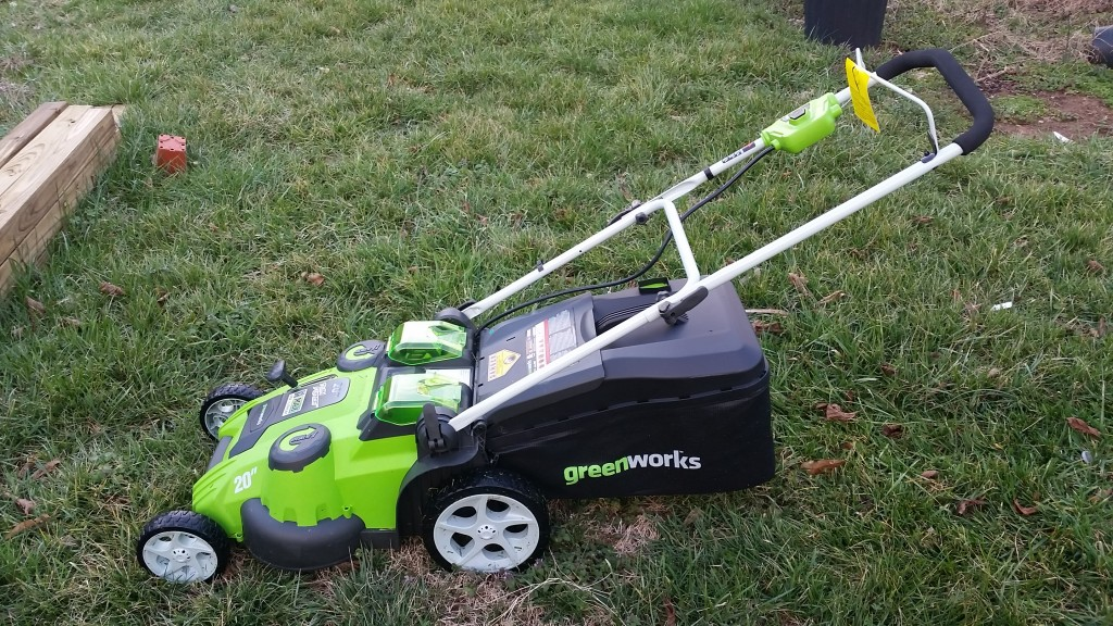 Greenworks G Max 20 Inch Mower Review
