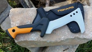 Fiskars Hatchet and Billhook Review
