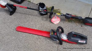 Troy-Bilt CORE Review – String and Hedge Trimmers